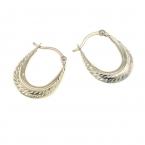 9ct Gold Earrings