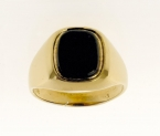 9ct Gold Signet Rings