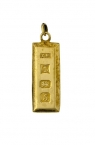 Silver and Gold Tags