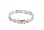 Gold & Silver Expanding Bangles