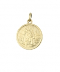 Gold St.Christopher